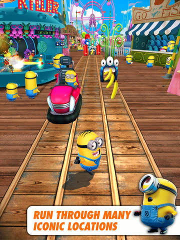 Minion Rush screenshot 6