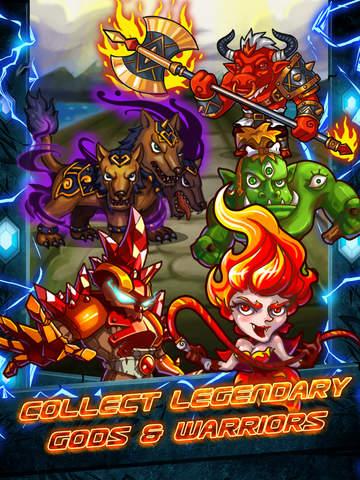 Battle of Puzzles RPG - Dungeon Wars & Epic Battles TCG screenshot 9