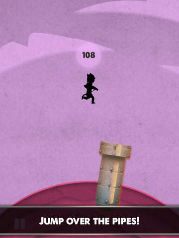 Game of Pipes - Run, jump... survive! screenshot #2