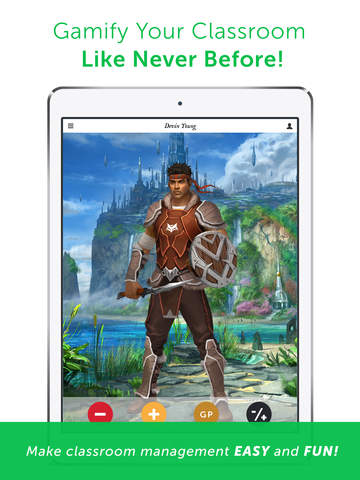 Classcraft for Kids screenshot 5
