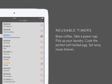 Due - Reminders & Timers screenshot 9