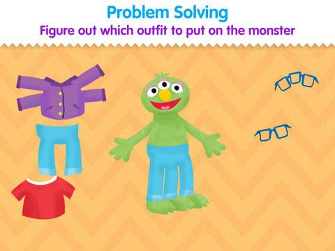 Cookie Monster's Challenge screenshot 5