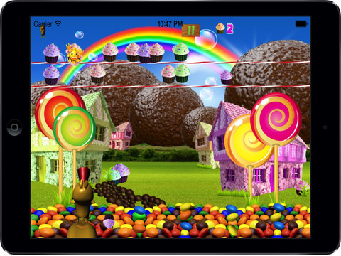 Candy Cake : Shoot Favorite Dessert screenshot 5