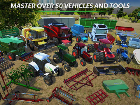 Farming PRO 2015 screenshot 8