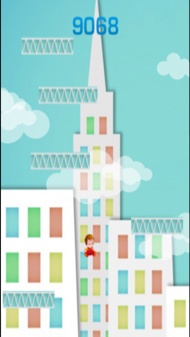 jump baby free - kids games screenshot 2