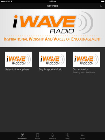 iwaveradio screenshot 4
