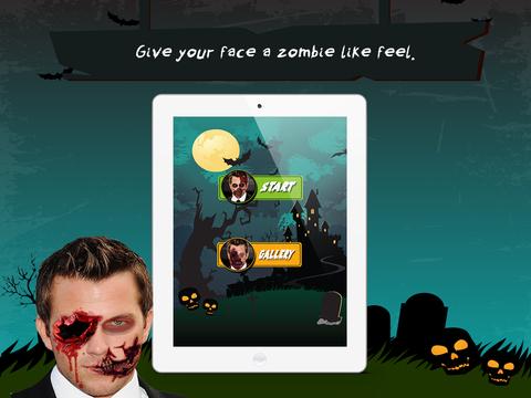Zombie Booth Lite screenshot 6