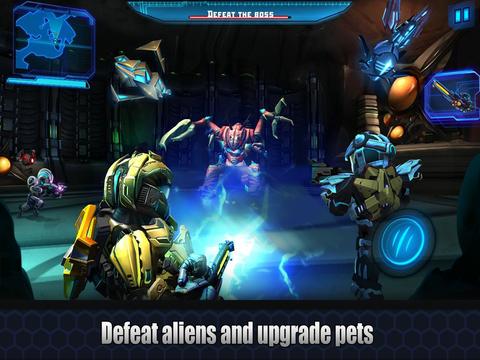 Star Warfare 2: Payback screenshot 9