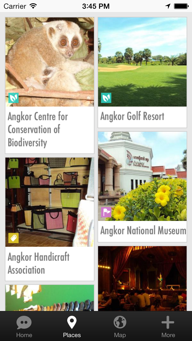 Siem Reap Urban Adventures - Travel Guide Treasure mApp screenshot 2