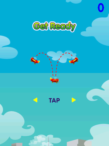 Airplane Tap Rise screenshot 3
