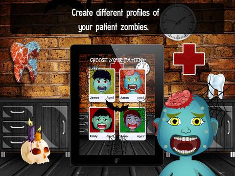 Zombie Monster Dentist screenshot 7