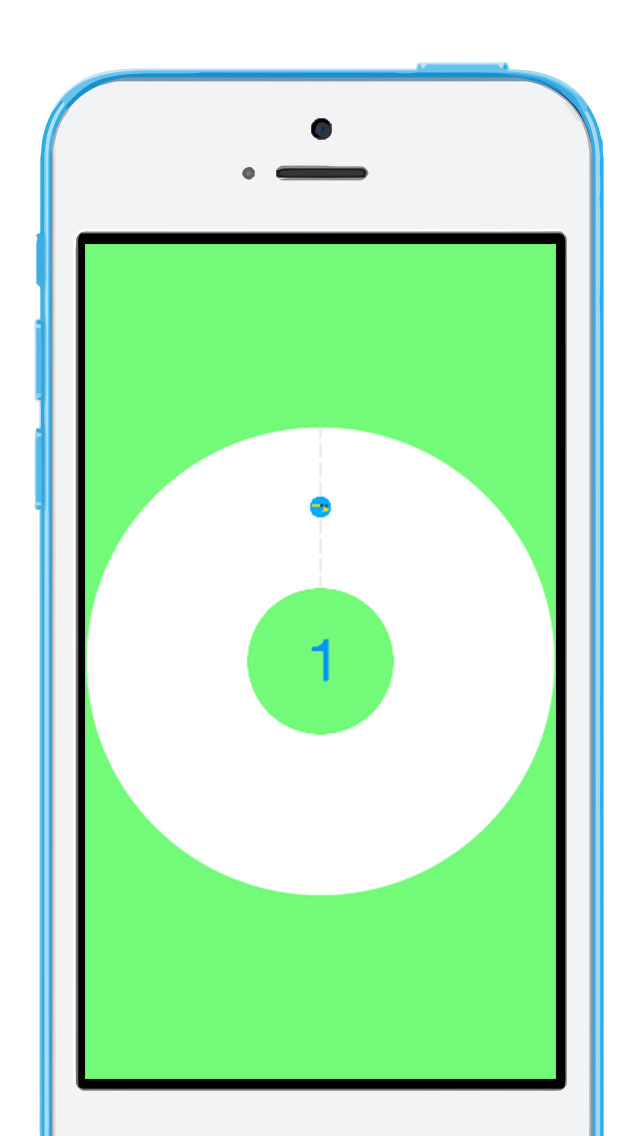 Rotating Flappy FREE screenshot 5