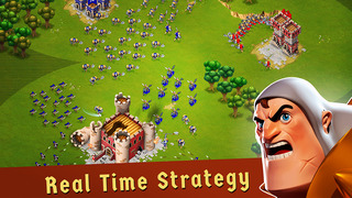 War of Empires : Clash of the Best by Fun Games For Free screenshot 4