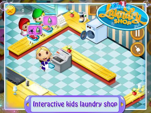 Kids Laundry Shop screenshot 6