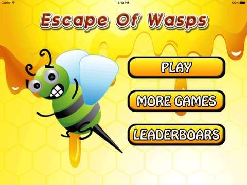 Escape Of Wasps PRO screenshot 10