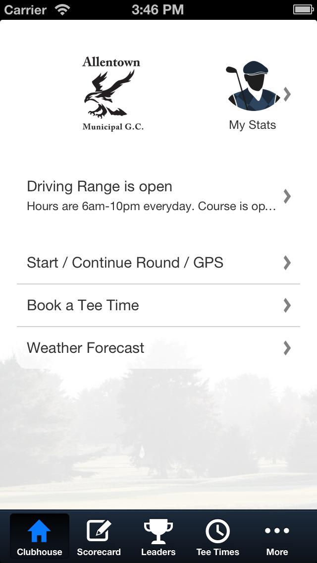 Allentown Municipal Golf Course screenshot 2