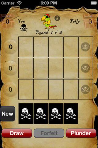 Pirate Cribbage - náhled
