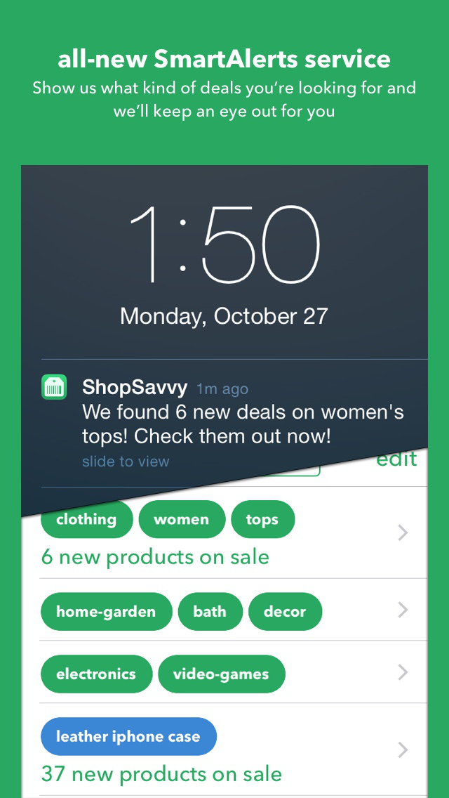 ShopSavvy - Barcode Scanner screenshot 4