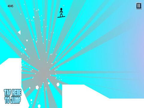 Absolute eXtreme Stickman Snowboarding - Wild & Crazy Stunts Snow Boarder Edition screenshot 6