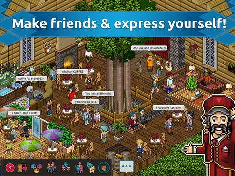 Habbo - Virtual World screenshot 6