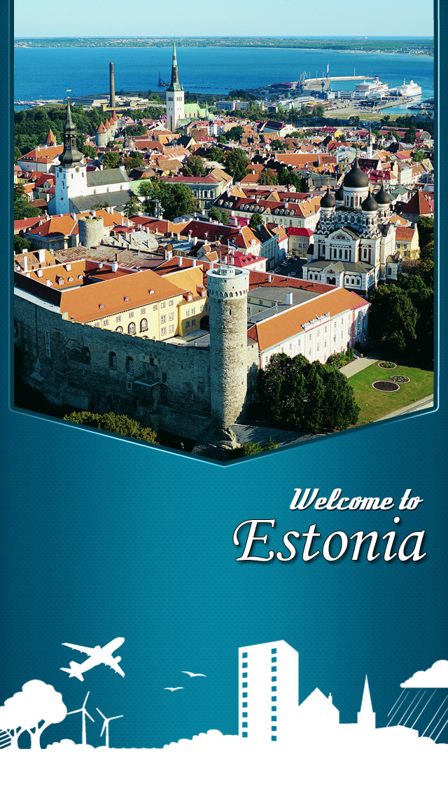 Estonia Essential Travel Guide screenshot 1