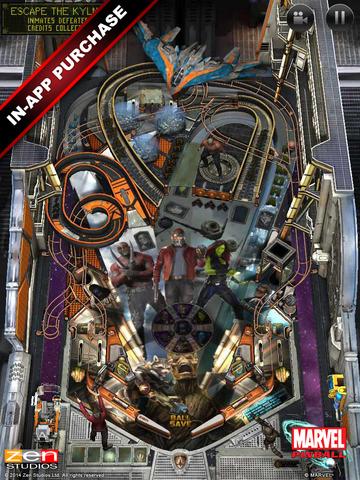 Marvel Pinball screenshot 8