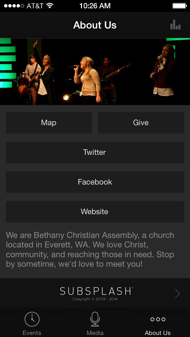 BCA Church screenshot 4