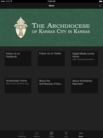Catholic Media ArchKCK screenshot 6