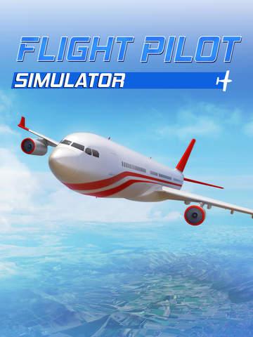 Flight Pilot Simulator 3D! screenshot 6