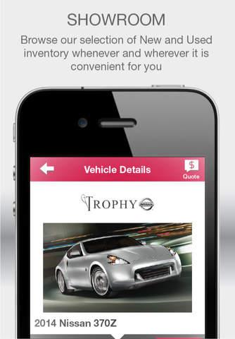 Trophy Nissan - náhled