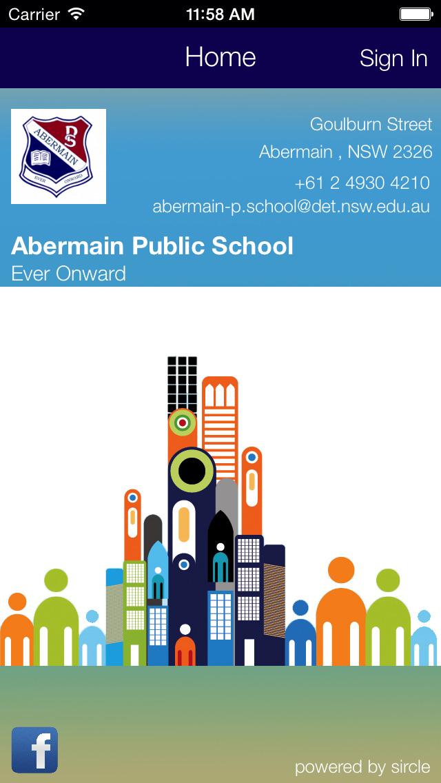 Abermain Public School screenshot 2