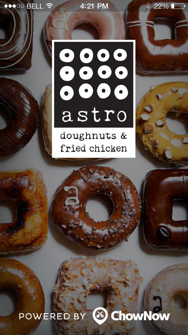 Astro Doughnuts & Fried Chicken screenshot 1