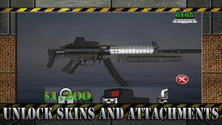 Gun Builder 3D - Build and Shoot Free screenshot 2