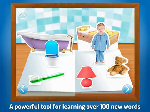 Touch, Look, Listen ~ My First Words screenshot 7