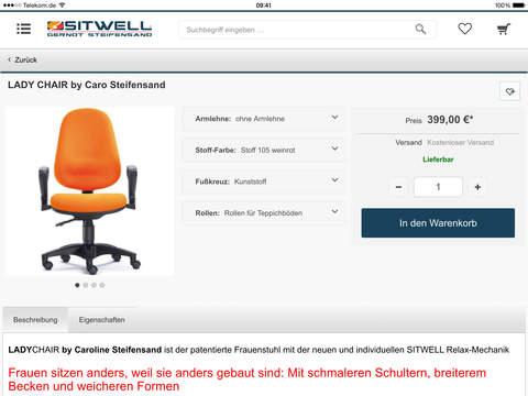 SITWELL - GERNOT STEIFENSAND screenshot 7