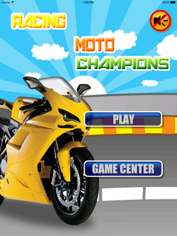 Racing  Moto Champions screenshot 7