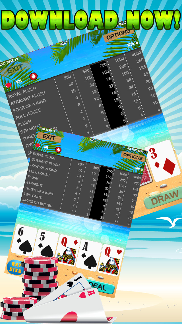 All Poker Playland Pro screenshot 5