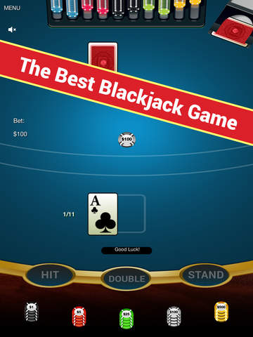 Blackjack Anywhere - The Best Real Blackjack Game for your Apple Watch or your iPhone. screenshot 8