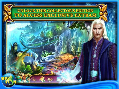 Dark Strokes:  The Legend of the Snow Kingdom HD – A Hidden Object Mystery screenshot 4