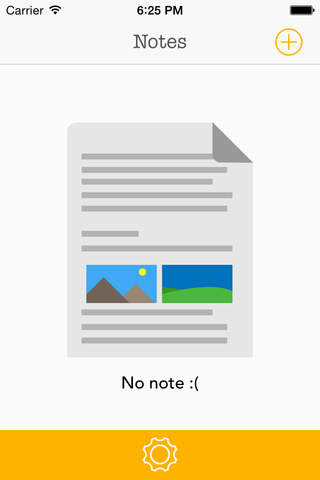 Notes— Take notes quickly and easily - náhled