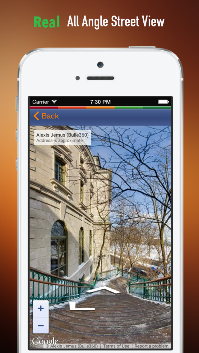 Quebec City Tour Guide: Best Offline Maps with Street View and Emergency Help Info screenshot 4
