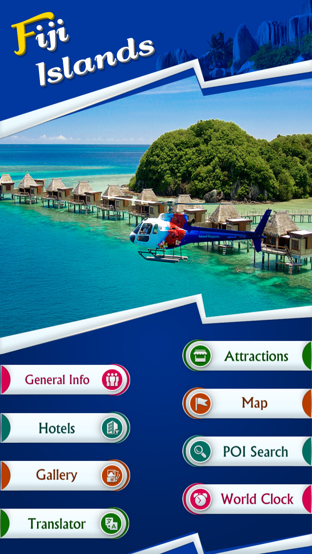 Fiji Islands Offline Travel Guide screenshot 2