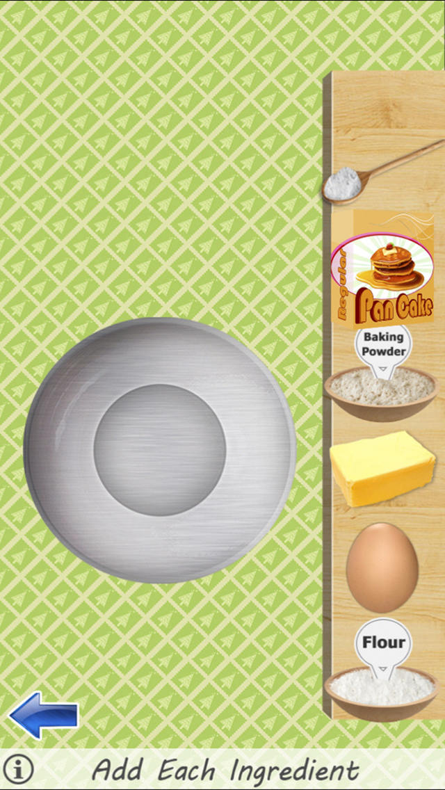 Awesome Pancake Brunch Breakfast Cooking Food Maker screenshot 3