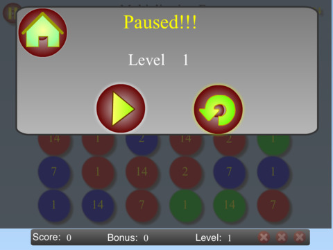 Math Rush Lite screenshot 8
