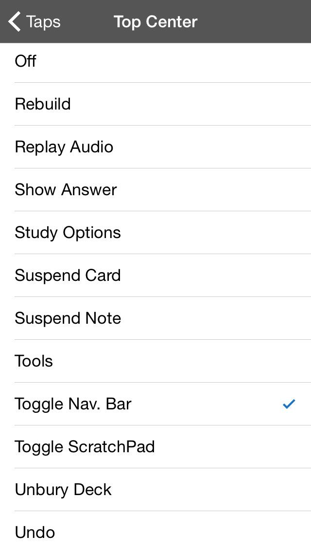 AnkiMobile Flashcards screenshot 5