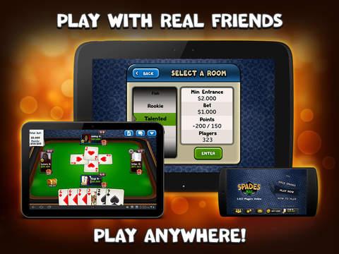 Spades Plus - Card Game screenshot 6