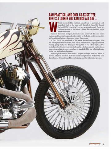 HEAVY DUTY Magazine screenshot 8