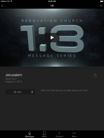 Renovation Church screenshot 6