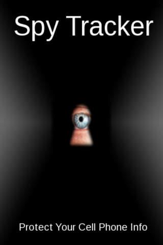SpyTracker - náhled
