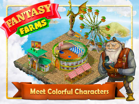 Fantasy Farms screenshot 8